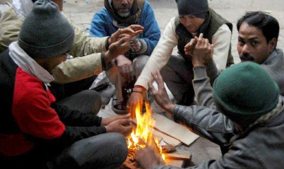 Jammu and Kashmir shivers as Kargil freezes at -11.2 °C