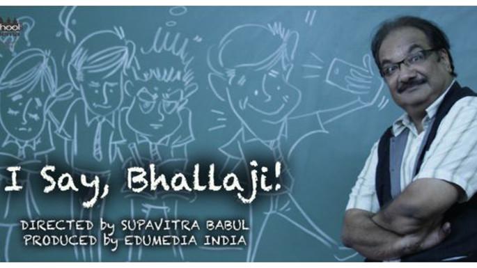 I Say Bhallaji
