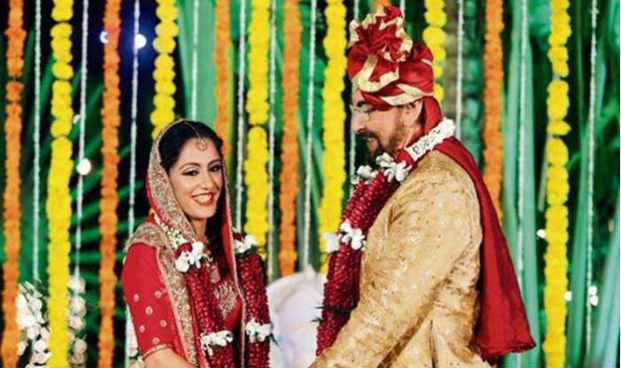Kabir Bedi and Parveen Dusanj – 28 years