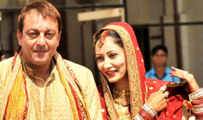 Sanjay and Manyata Dutt