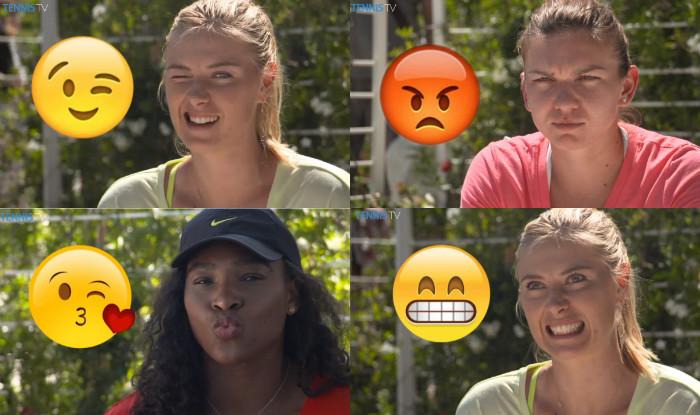 Tennis stars Emojis