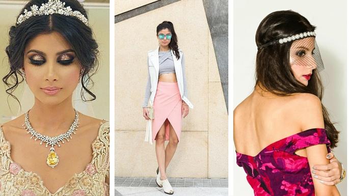 Roshni Daswani, fashion blogger, graphic designer