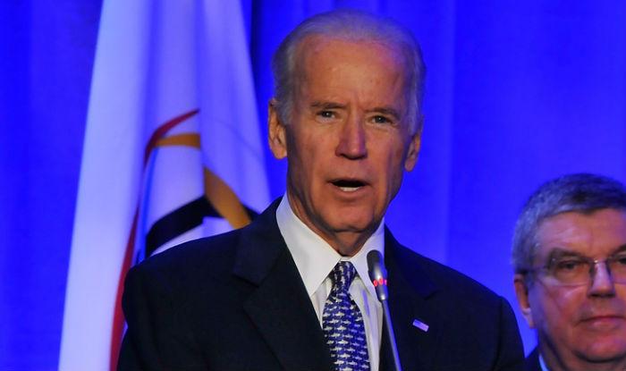 Former US Vice President Joe Biden in 2020 Presidential Race