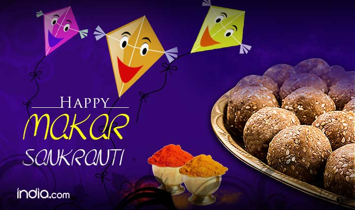 Happy Makar Sankranti 2017: Latest Sankranti Wishes, Whatsapp Status, Facebook Messages, SMS, Gif Images & DP to Wish Happy Sankranti 2017