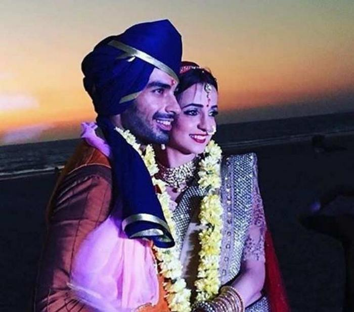 mohit sehgal and sanaya irani wedding