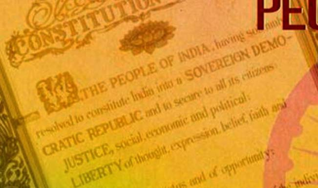 words in indian constitution