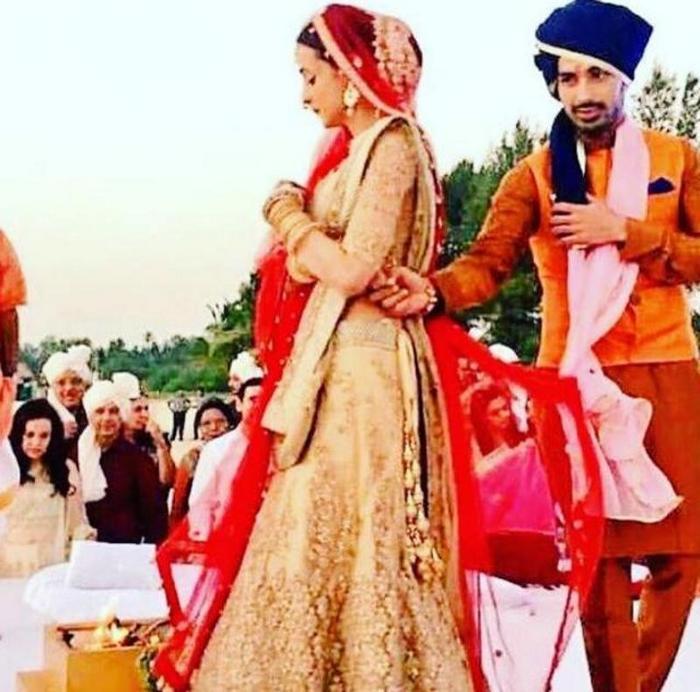 Sanaya Irani Wedding 2
