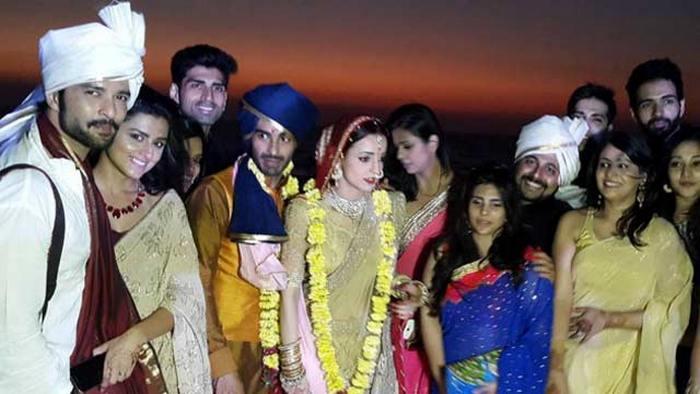 sanaya-irani-wedding