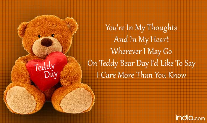 Happy Teddy Day 2016 Wishes: Best Quotes, SMS, Facebook Status