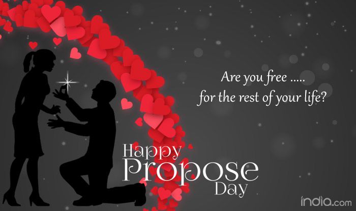 Propose Day Wishes Happy Propose Day Quotes SMS Facebook Status Custom Valentine Day Wishes Quotes