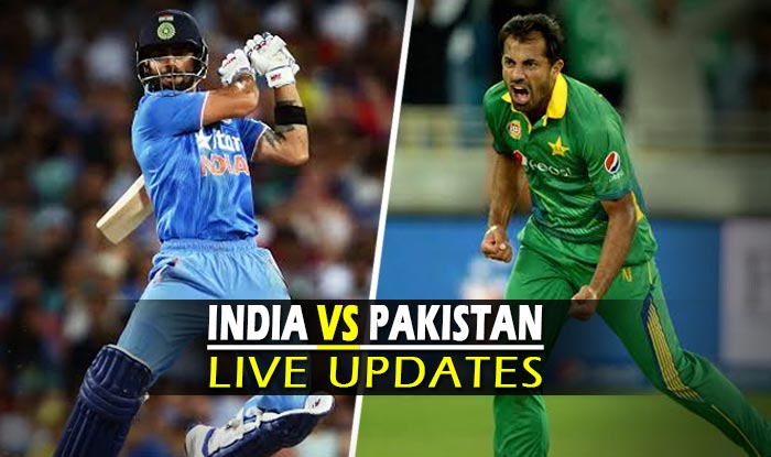 Ind Vs Pak Live Score