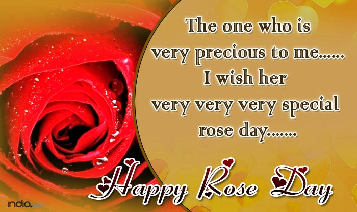 Happy Rose Day 2017: Best Rose Day SMS, Quotes, WhatsApp