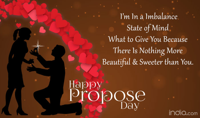 Propose Day Wishes: Happy Propose Day Quotes, SMS