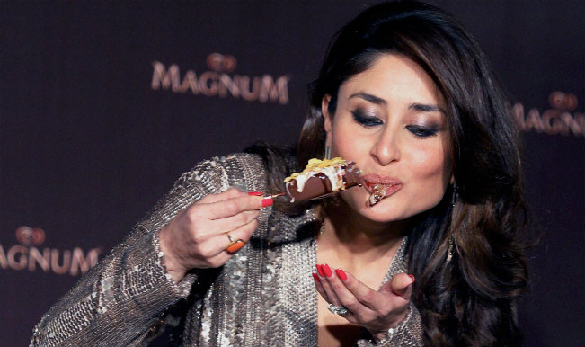 When Kareena Kapoor used to eat ice cream hiding from ...