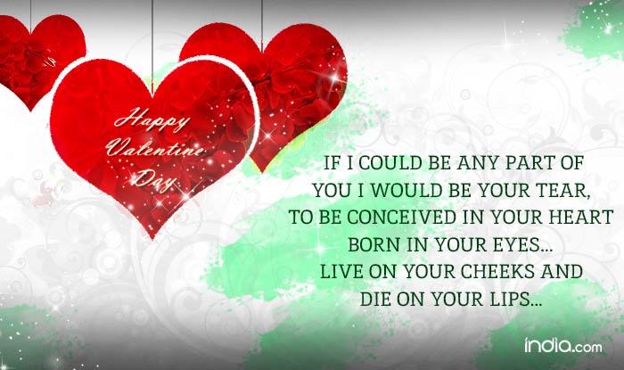 Happy Valentine's Day 2016 Wishes: Best Valentine's Day