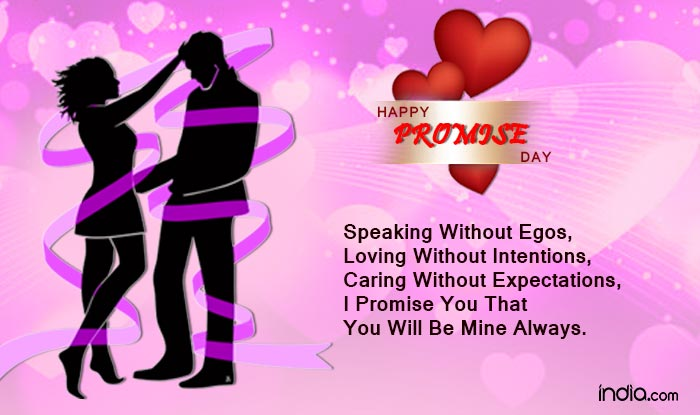 Happy Promise Day 2016 Wishes: Best Quotes, SMS, Facebook Status ...