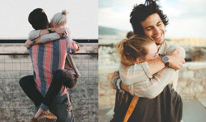 Types Of Hugs From Guys