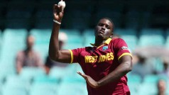 WC'19: Windies Skipper Holder Wants His Team To 'Create Their Own Legacy' | WATCH