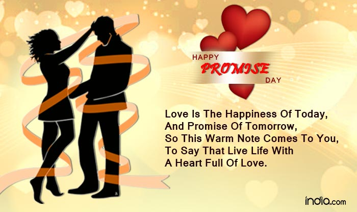 Happy promise day 2017 wishes best quotes sms facebook status 5 thecheapjerseys Gallery