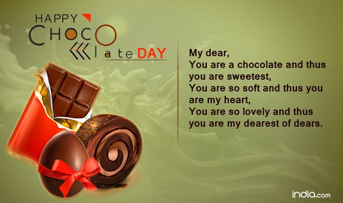 Happy Chocolate Day 2016 Wishes Best Quotes Sms Facebook Status