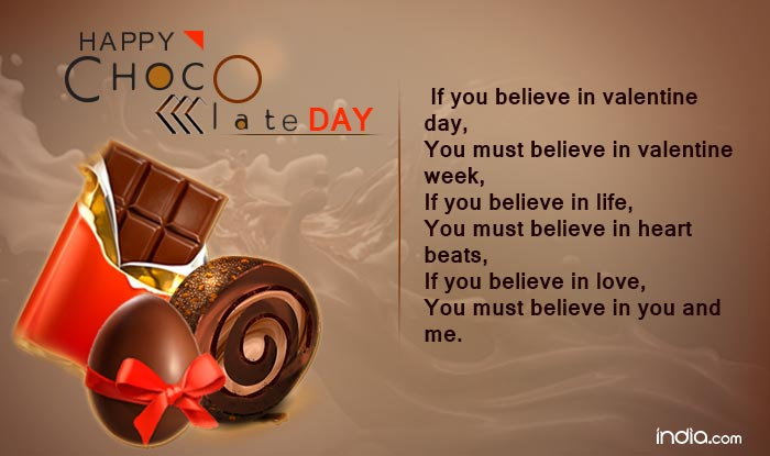 Happy Chocolate Day 2016 Wishes Best Quotes Sms Facebook Status Whatsapp Messages To Send Happy Chocolate Day Greetings India Com