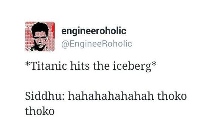 Titanic Jokes