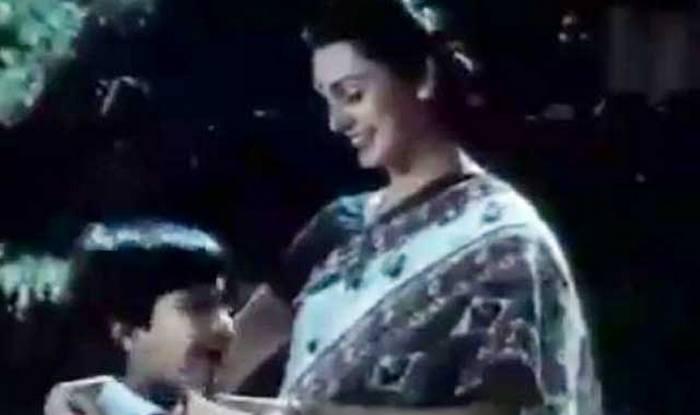 Amul ad featuring neerja bhanot