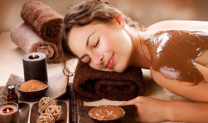 Chocolade massage Sex