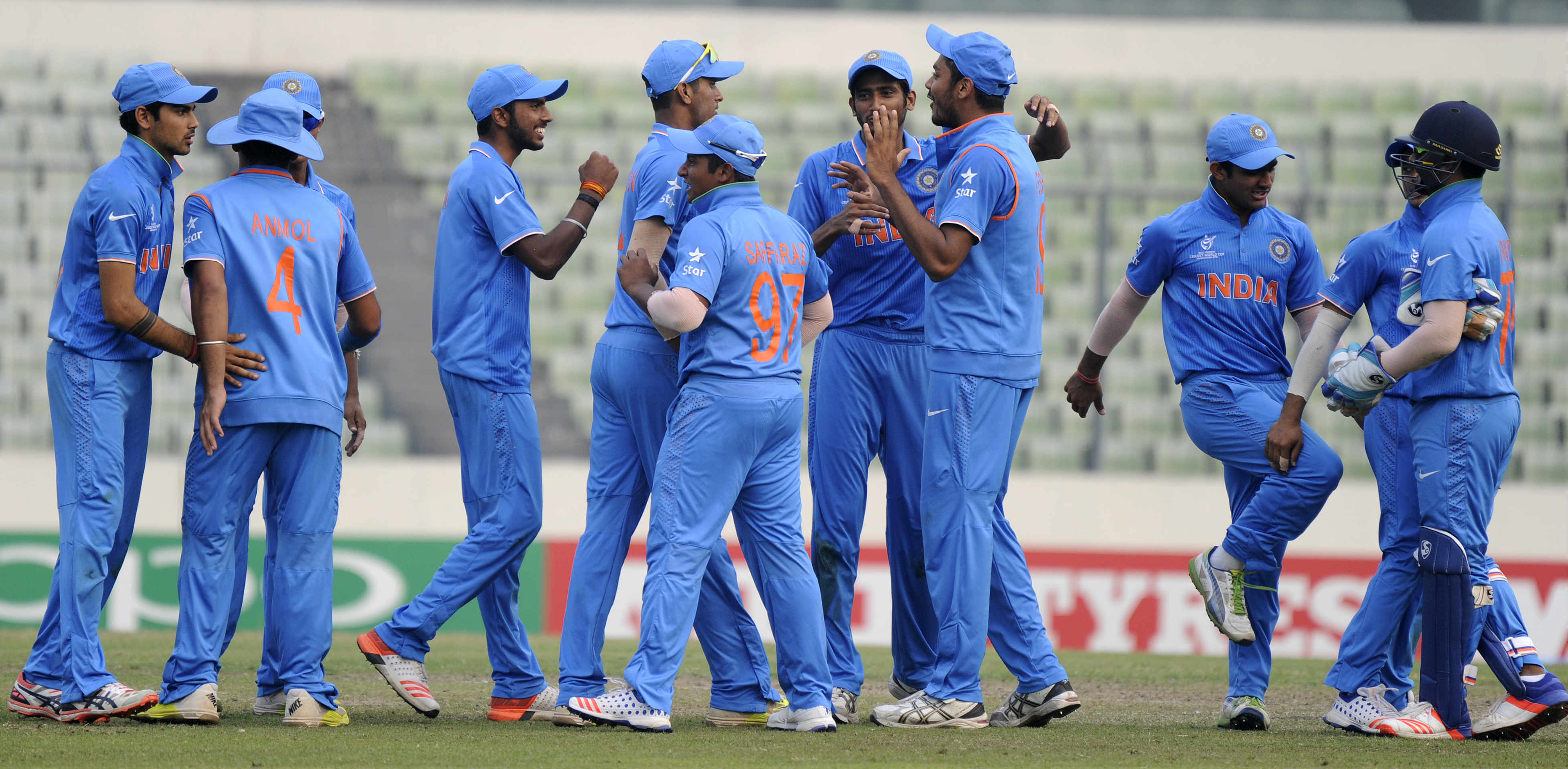 U-19 World Cup: Role reversal for India, West Indies after 33 years