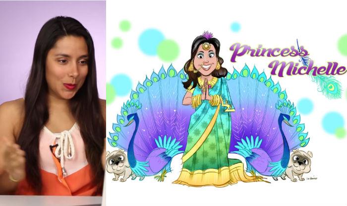 Indian princess