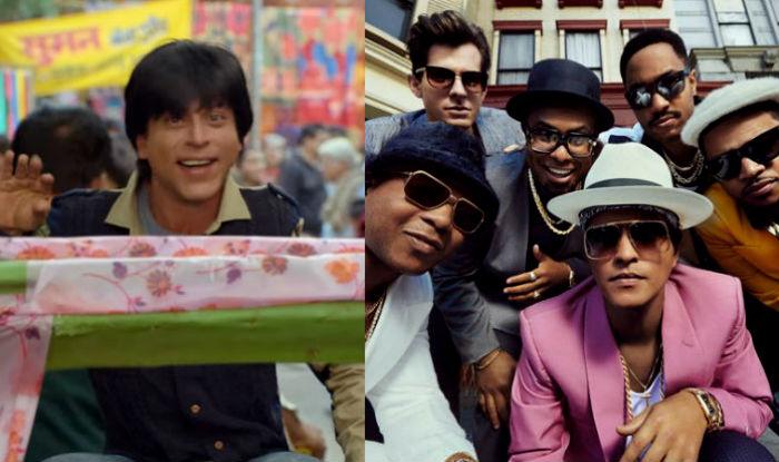 Jabra Fan Bruno Mars