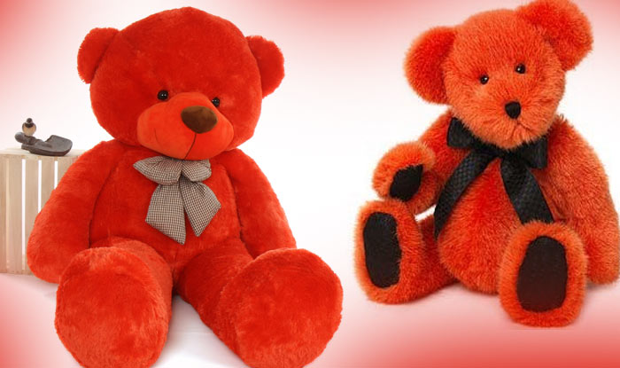 Happy teddy day 2017 importance of teddy day and teddy bear colours orange altavistaventures Images