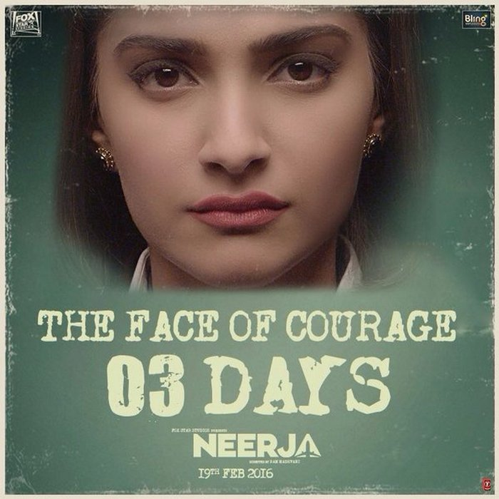 Sonam Kapoor as Neerja