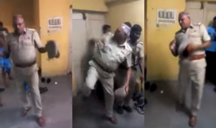 Tamil Nadu jailer faces suspension after video of him dancing in