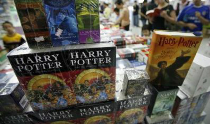 Harry Potter Book July : Th harry potter book releasing this july india