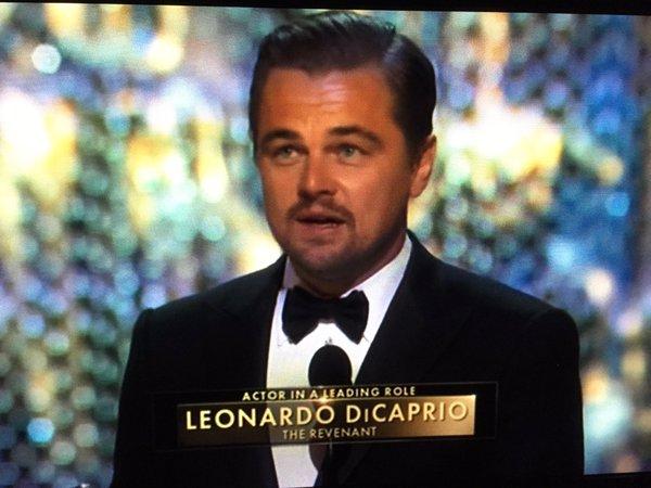 Oscar Awards 2016 Live Winners List: Leonardo DiCaprio wins