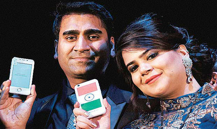 'Freedom 251' Maker Ringing Bells Founder Mohit Goel Arrested For Extorting Money in Lieu of Settling Rape Case