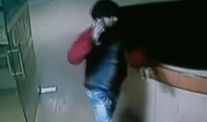 rapist cctv footage