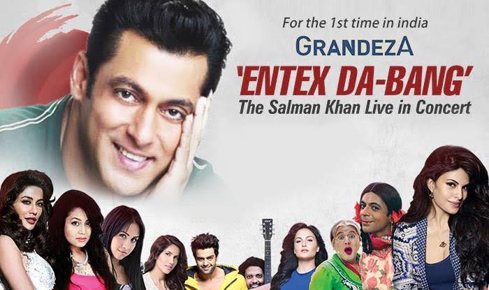 Salman Khan to perform LIVE in Surat with Jacqueline Fernandez, Chitrangada Singh, Elli Avram and Lauren Gottlieb on Feb 19!
