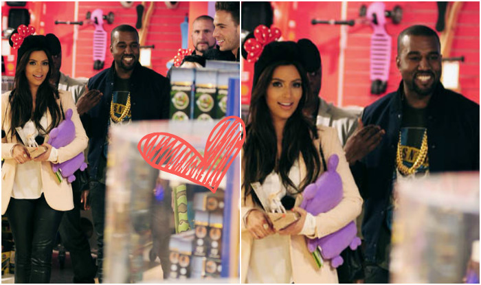 Kim Kardashian & Kanye West's cheesy first date video is here! (Watch video)