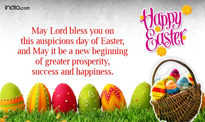 Wishes: Best Easter SMS, WhatsApp & Facebook Messages to send Happy ...