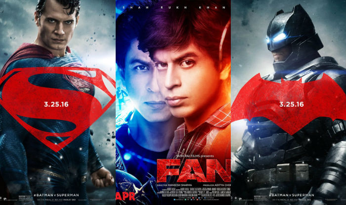 Fan and Batman vs Superman