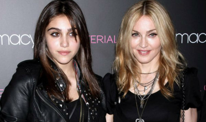 Madonna's daughter Lourdes Leon plays peacemaker | India.com