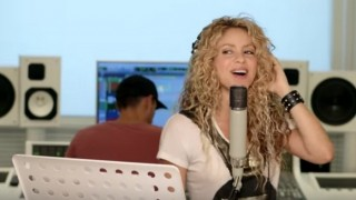 Shakira song Try Everything from Zootopia music video: Shakira sings for pop star Gazelle!