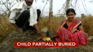 Shocking! Couple in Bidar bury 9-month-old infant under dirt on solar eclipse, here's why