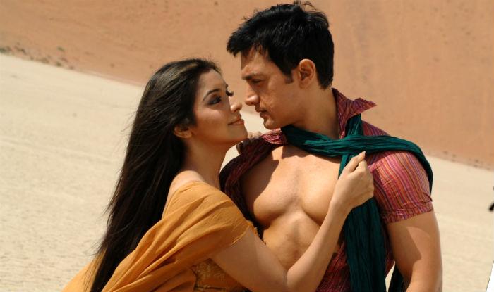 Aamir Khan & Asin