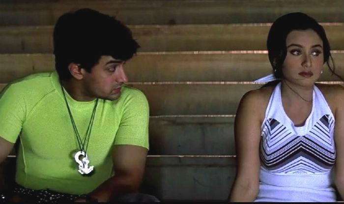 Aamir Khan & Rani Mukerjee