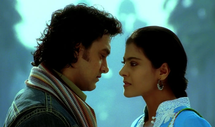 Aamir Khan & Kajol