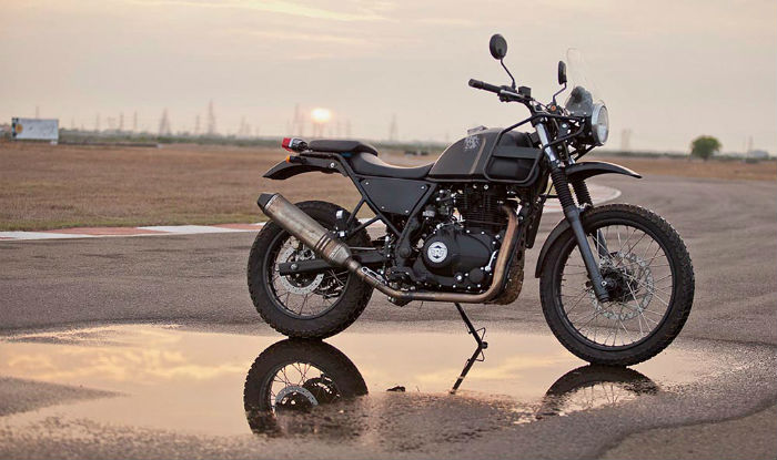 Royal Enfield Himalayan Bike Launched Priced At Rs 155 Lakh Ex