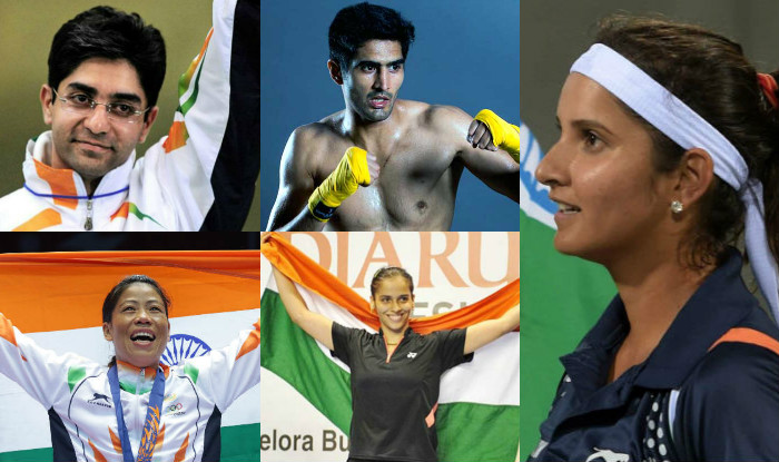 sports personality india